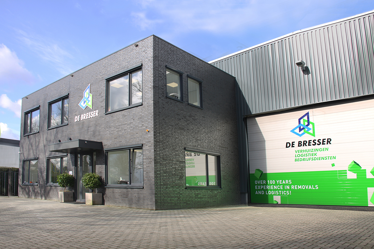 De Bresser Verhuizingen - Oisterwijk